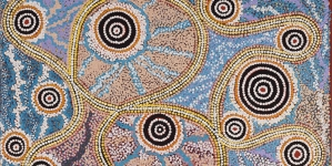 Lam Gift Makes SAMA a Center for Indigenous Australian Works
