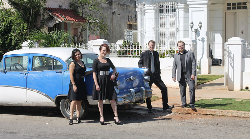 Breaking Boundaries: Apollo Chamber Players in Cuba