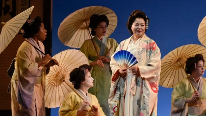 Opera That Soars: <em>Madame Butterfly</em> at The Dallas Opera