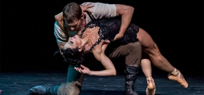 Real Life Love at Dance Salad: Texas Ballet Theater's Leticia Oliveira and Carl Coomer