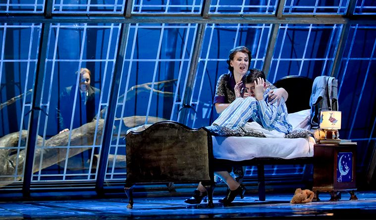 Haunted Melodies: Turn of the Screw at The Dallas Opera