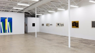 Galerie Frank Elbaz and <em>Meandering Abstractly</em> in Dallas