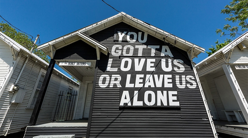 Empathy as an Ultimatum at Project Row Houses