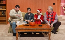 <em>Straight White Men</em> at Second Thought Theatre