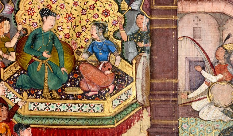 The Statement Islamic Art Gets Prime Real Estate At The