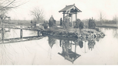 A community rallies to save a Japanese garden