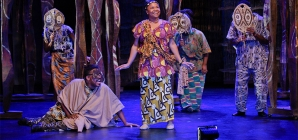 Dallas Children's Theater <em>Mufaro</em> Returns Home after National Tour