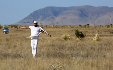 Disco Balls in the Desert and other Marfa Adventures