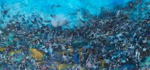 Rebel, Jester, Mystic Poet: Contemporary Persians at MFAH