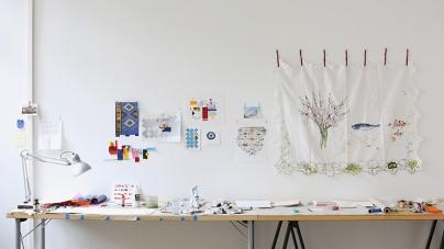 Texas Studio: Diana Antohe