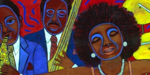 The Magnificent Faith Ringgold: A Legendary Artist's Survey Exhibition at Houston Museum of African American Culture