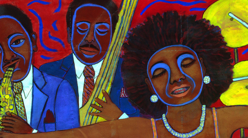 a biography of faith ringgold an african american artist We flew over the bridge: the memoirs of faith ringgold  in we flew over the  bridge, one of the country's preeminent african american artists—and award- winning children's book authors—shares the fascinating story of her life faith.