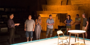 A New Era: Jeffrey Schmidt at Theatre Three