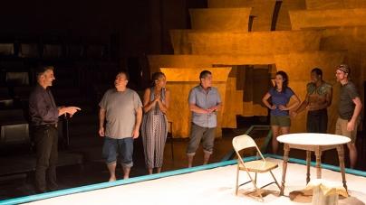 A New Era: Jeffrey Schmidt at Theatre Three