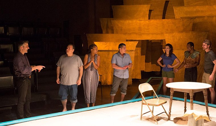 A New Era: Jeffrey Schmidt at Theatre Three – Arts & Culture Texas