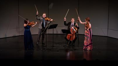 New Horizons: Apollo Chamber Players Celebrates its 10th Anniversary