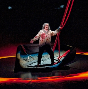 Vocal Heroics: Clifton Forbis Returns To Dallas Opera