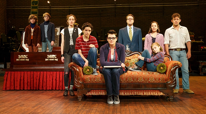Soaring Music and Real Characters: <em>Fun Home</em> at AT&#038;T