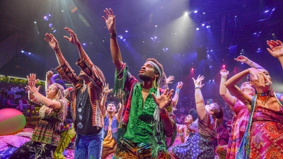 Age of Aquarius Dawns on Dallas: <em>Hair</em> at DTC