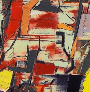 Resurface: Gilad Efrat at Inman Gallery