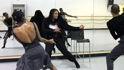 Choreographer at the Helm: Dallas Black Dance Theatre's Bridget L. Moore Charts New Territory
