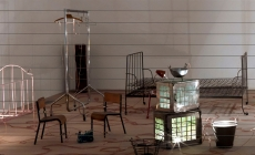The Space in Between: Mona Hatoum at the Menil Collection