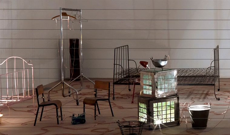 The Space In Between Mona Hatoum At The Menil Collection