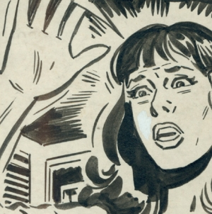 <em>Between Love and Madness: Mexican Comic Art from the 1970s</em> Lawndale Art Center