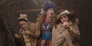 Menace in Macrame: Hansel and Gretel at the Rec Room