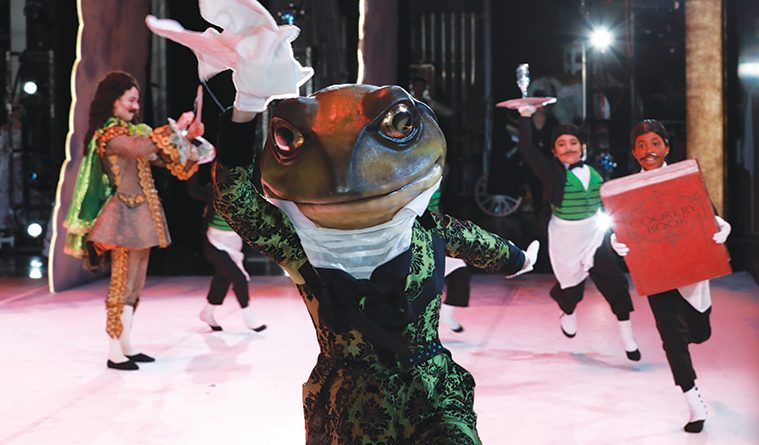 Demi Dancers At Houston Ballet The Eye Opening World Of Stanton Welch S The Nutcracker