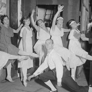 It Happened in Texas: Vaslav Nijinsky's tour with the Ballets Russes