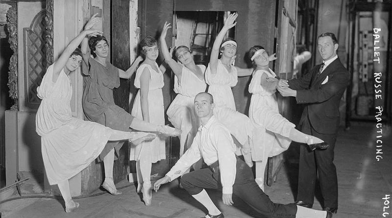 It Happened in Texas: Vaslav Nijinsky's tour with the Ballets Russes