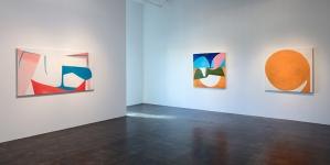 Abstract Horizons: David Aylsworth at Holly Johnson Gallery