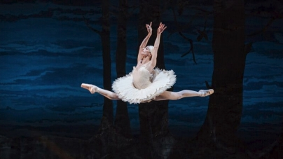 Forward Motion: Houston Ballet Travels to Jacob's Pillow and Dubai
