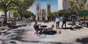 Artists in Charge: An Uncommon Format to Celebrate San Antonio's 300th Anniversary