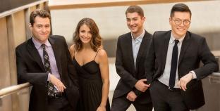 Rising Talent & Veterans: Next Season at Chamber Music Houston