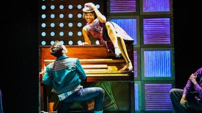 Outstanding Performances:  A Vibrant <em>Memphis</em> at TUTS