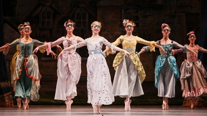 Great Leaps: Houston Ballet charges forward with grace, gumption, and an outstanding year ahead