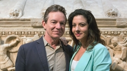 New Book, New Play: Lawrence Wright Explains Texas and Burton/Taylor Affair