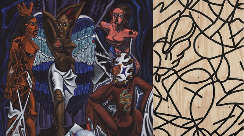 Drawing on influences: Benito Huerta at William Campbell Contemporary Art