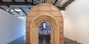 The Chapel and Accompanying Works: Francisco Moreno at Erin Cluley Gallery
