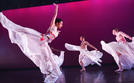 SPA Welcomes Ballet Hispanico With Open Arms