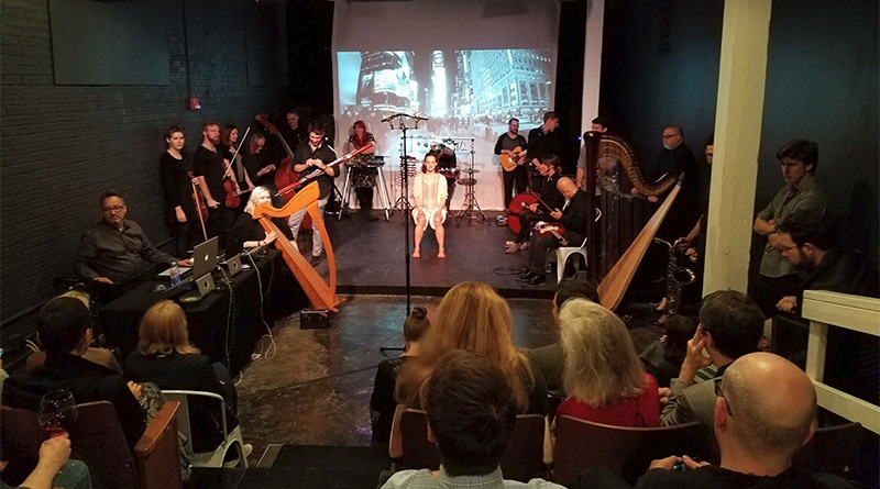 A brief survey of experimental music in Houston