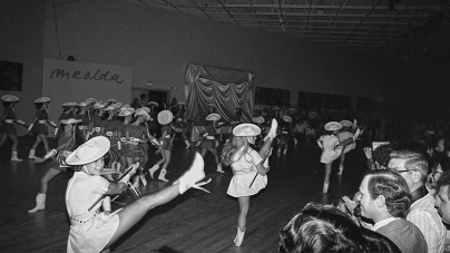 It Happened in Texas: Antoni Miralda, the Kilgore Rangerettes and Flying Bread at the CAMH