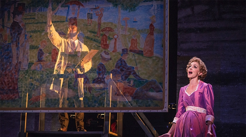 Pausing on a <em>Sunday in the Park with George</em> at ZACH Theatre