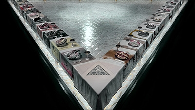 It Happened in Houston: Judy Chicago's <em>The Dinner Party </em> at UH Clear Lake