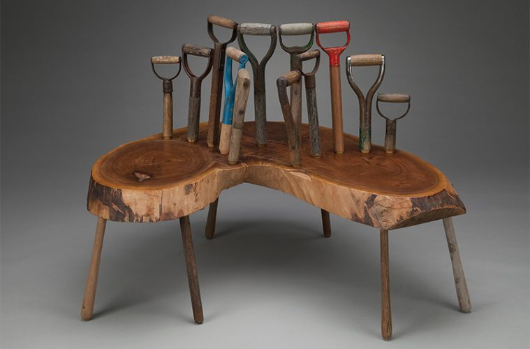 Have A Seat Tom Loeser S Playful Furniture At The Craft Center