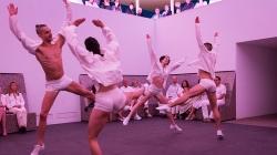 Site-Specific Sightings: Laura Gutierrez at the Rec Room & Dušan Týnek Dance Theatre at Rice's Skyspace