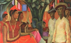 Simulate the Revolution: Digital Projections Enhance MFAH's Mexican Modernism Survey