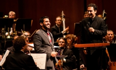 Celestial Music: Houston Symphony's Composer in Residence Jimmy López Premieres New Work